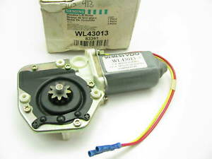 Siemens WL43013 Front Left Power Window Motor 91-94 Ford Explorer Mazda Navajo