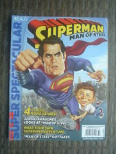 MAD SUPER SPECTACULAR: SUPERMAN MAN OF STEEL #1 - 2013 - VERY FINE CONDITION