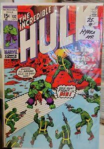 Incredible Hulk #132 VF
