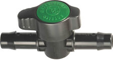 13mm Valve Inline Tap Pipe Fittings Water Hydroponics Pond Irrigation Barbed