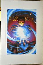 Street Fighter - CHUN LI XIANG LIMITED EDITION PRINT Capcom Arnold Tsang art