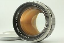 【Excellent+3】 Canon 50mm f/1.2 Leica Screw Mount LTM L39 MF Lens From Japan 140