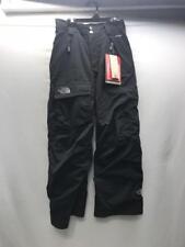 The North Face Boys Freedom Snow Ski Pants Black Medium NEW