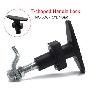 Lock Rear Fixing T Handle Lock Tool Box Garage Door Lock Tool Box Lock T-Shape