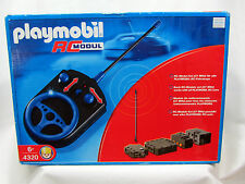 PLAYMOBIL 4320 RC Modul Set 27 MHZ works with all playmobil RC-CARS