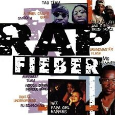 Rap Fieber Sugarhill Gang, Grandamster Flash, Kool Moe Dee, Digital Und.. [2 CD]