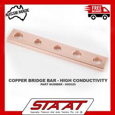 Electrical junction block Bridge Bar (Copper) power post AUTO 4WD CARAVAN MARINE