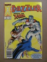 Dazzler #38 Marvel Comics X-Men app Canadian Newsstand $0.75 Price Variant