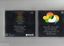 Ellen Allien & Apparat - Orchestra Of Bubbles - CD Album - TECHNO IDM