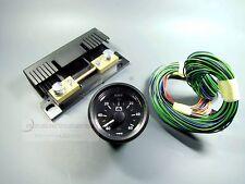 VDO amperíme 60 a instrumento gauge LED completo con desvío Classic negra