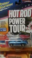 Johnny Lightning Hot Rod 1965 Corvette Stingray Limited Edition (N14)