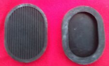 Hillman Super Minx, Humber Vogue, Sceptre  Alpine Brake Clutch Pedal Rubber Pads