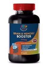 Perceptual Focus Pills - Brain & Memory Support 775mg - Glutamine 500 1B