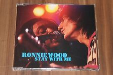 Ronnie Wood - Stay With Me (1993) (MCD) (Music For Nations – CDCTUM 102)