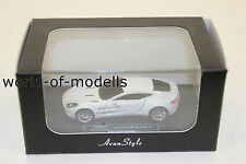 FrontiArt HO 06 Aston Martin One 77 White 1:87 H0 NEW ORIGINAL PACKAGING