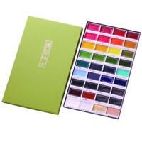 Kuretake Gansai Tambi Watercolour Paints Set - 36 Colours