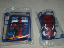 NEW 2014 MCDONALDS HAPPY MEAL TOY LOT SPIDERMAN 2 MOVIE CAR CARDS TIN 3 4 MARVEL