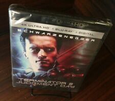 Terminator 2: Judgment Day (4K+Blu-ray+Digital)Brand NEW (Sealed)-Free Shipping~