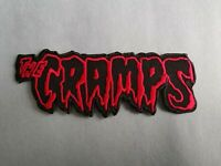 The Cramps Sew or Iron On Patch