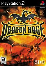 BRAND NEW FACTORY SEALED PS2 -- Dragon Rage (Sony PlayStation 2, 2001)