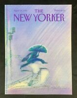 COVER ONLY ~ The New Yorker Magazine, April 29, 1985 ~ Eugene Mihaesco