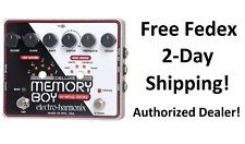 New Electro-Harmonix EHX Deluxe Memory Boy Analog Delay Tap Tempo Effect Pedal