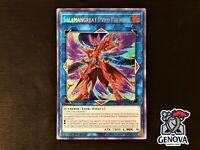 Yu-Gi-Oh! Salamangreat Pyro Phoenix CHIM-EN039 Secret Rare 1st Edition NM