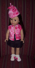 "Gorgeous 2009 18"" Madame Alexander Doll With Outfit New Shoes Socks Guc"