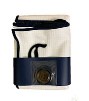 CALLAWAY CLUB C GOLF TOWEL & BALL MARKER - NEW