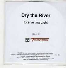 (FL410) Dry The River, Everlasting Light - 2014 DJ CD