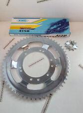 Puch Maxi N S Kettensatz 11 Z Ritzel  zu 56 D94 Kettenrad mit Kette