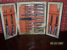 vintage Sheffield cutlery set - Swords of Camelot