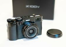 Fujifilm X100V schwarz  Fuji X 100 V  23mm F2.0 black
