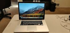 "Apple MacBook Pro A1398 15.4"" Laptop - MGXA2LL/A (July, 2014) For Parts/Repair"