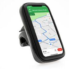 Wasserfeste Handyhalterung Fahrrad Motorrad Universal für Smartphone bis 14x7cm