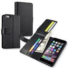 Fundas y carcasas Para iPhone 6 Plus color principal negro de piel para teléfonos móviles y PDAs