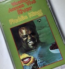 FREDDIE KING Woman Across The River Cassette SEALED