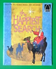 THE HAPPIEST SEARCH WRITTEN BY YVONNE MCCALL PB BOOK 1970 RELIGIOUS RELIGION