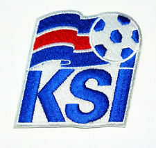 2018 Russia world cup Iceland  football patch embroidery patch badge
