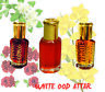 100% Pure concentrated Perfume Oil White Oud Al Attar Ittar 10 ml From India