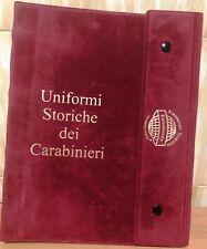 Uniformi Storiche dei Carabinieri - raccolta completa - Eurodestiny Telecomm