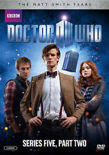 Doctor Who: Series 5, Part 2 (DVD, 2016, 2-Disc Set)