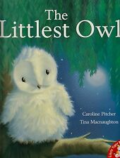 The Littlest Owl BRAND NEW BOOK by Caroline Pitcher (Paperback, 2009)