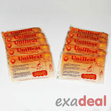 10 UniHeat 40 Hour Shipping Warmer Heat Pack Reptile Plant Insect Egg Fish Chick