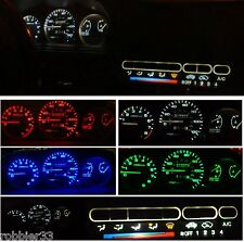 Led Kit for Honda Civic EG 92-95 Gauge Cluster + Climate Control + Interior