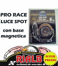 Faro Magnetico 12V Cable mt.3 PRO RACE SPOT LIGHT c/base magnetica Eurasia 11757