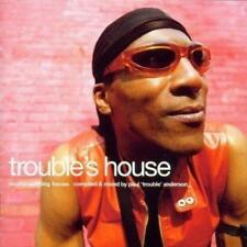 TROUBLE'S HOUSE Compiled by PAUL TROUBLE ANDERSON 2xVinyl LP (NEW) Soulful House