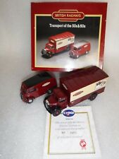 1990 Corgi D46/1 British Railways Transport Of The 50s & 60s Truck Set,LTD Boxed