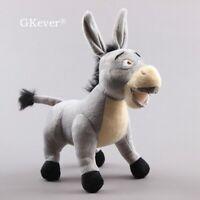 30cm Shrek Donkey Plush Toy Stuffed Animal Plushies Doll 12'' Teddy Cute Gift