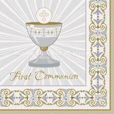 Christening First Communion Holy Cross SILVER Girls Boy Party Tableware Supplies  sc 1 st  eBay & Buy Christening Party Tableware | eBay